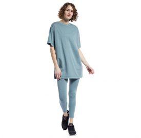 Reebok Γυναικεία κοντομάνικη μπλούζα
